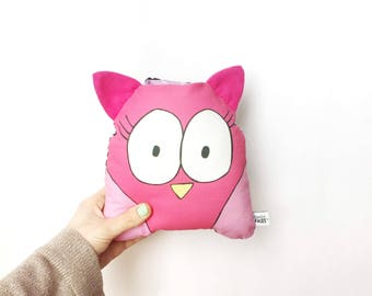 Limited Edition: Owl Smelly Face