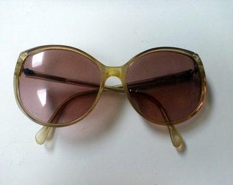 Vintage Wimbledon Sunglasses Lilac