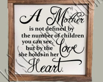 A Mother is not defined    SVG, PNG, JPEG