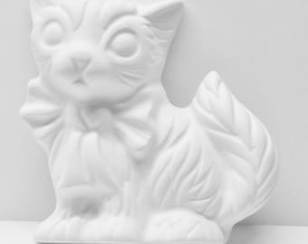 Ready To Paint/DIY/Plaster/ChalkWare/White Ware/PlasterCraft Wall Décor, Wall Hangings, Bathroom Décor #97