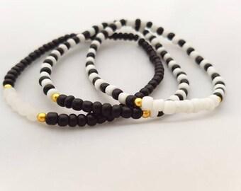 3 pack friendship,-love Ocean Beach Collection beads Bracelet