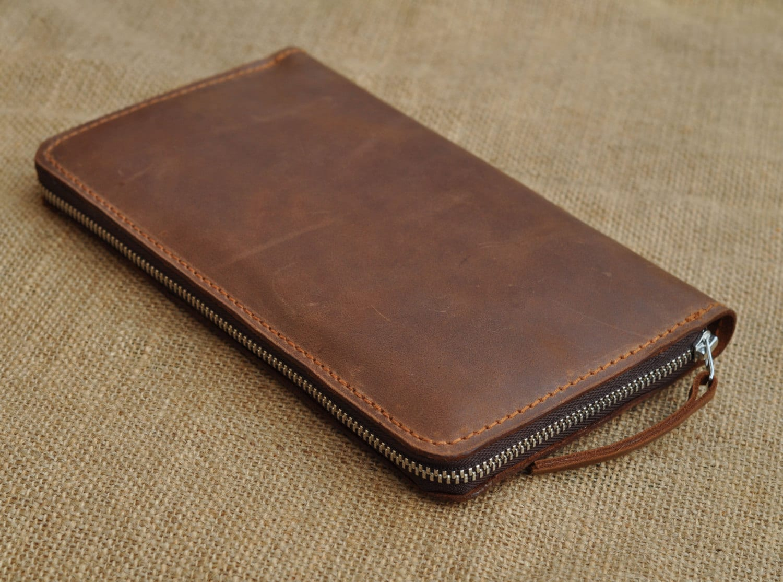 Vintage Men S Coach Travel Wallet