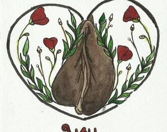 I you #7 vulva