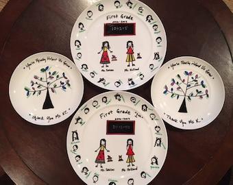 Custom Made Plates or Mugs
