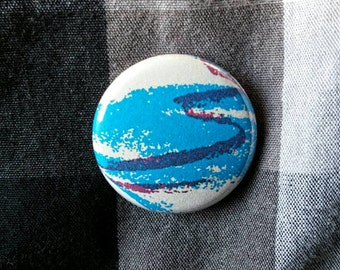 "Jazz Pattern 1"" Button or Magnet"