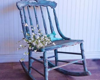 Antique woman's Rocking Chair