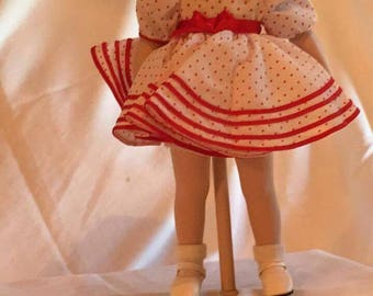 "Danbury Mint ""Stand Up And Cheer"" Porcelain Doll"