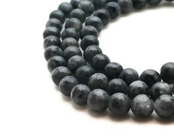 "Natural Labradorite Beads 4∼12mm Strand 15.5""-38cm Labradorite Stone Labradorite Gemstone Labradorite Mala Labradorite Round Labradorite"