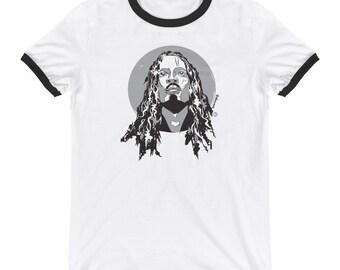 Dreads Ringer T-Shirt