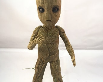 Baby Groot Life size 10 inch Guardians Vol. 1 2