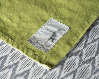 the sloane washed  linen beach towel | beach towel | linen beach towel | pareo | linen | washed linen