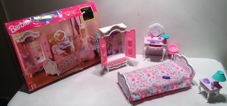 broccoli tag doll fashionista barbie dip bedroom and