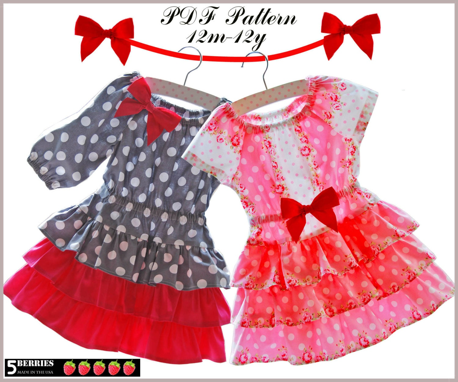 Eva peasant dress pattern free mother daughter apron zoom jeuxipadfo Image collections