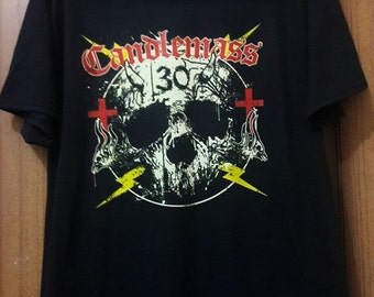 Candlemass - Death Thy Lover. WIth Back Print and 30 Years