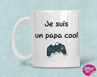 """Mug """"I'm a cool dad"""""""