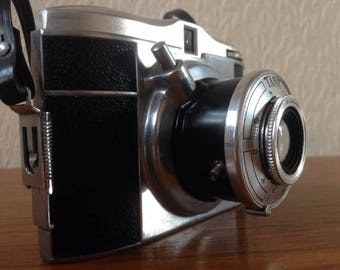 Rare Vintage Camera, Ferrania Tanit 127, 1950s, Made in Italy, Vintage Photography, Photography equipment, Roll film camera, Christmas gift,