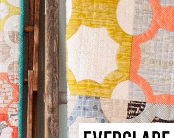 Carolyn Friedlander PATTERN - The Everglade Quilt