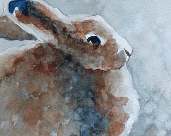 Peter Rabbit nursery art PRINTS Beatrix Potter Nursery art PRINTS wall art room decor blue brown victorian book theme Benjamin bunny 11x14
