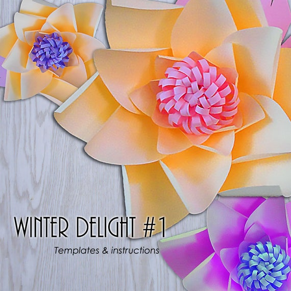 Giant paper flower templates paper flower template pdf paper giant paper flower templates paper flower template pdf paper flower diy paper flower paper flower tutorial paper flower instructions from mightylinksfo