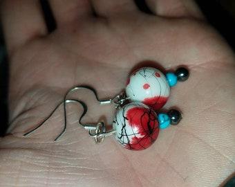Orbit Splash Earrings