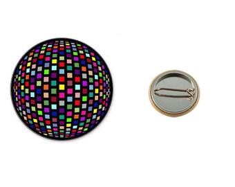 Ball Disco - 25 mm button badge