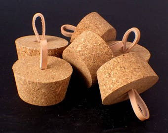 "Replacement Corks For Travel Mugs ~ 2.5"" Diameter ~"