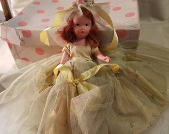 Nancy Ann Storybook Doll Operetta Series Maytime 302 10
