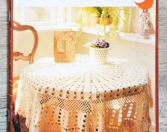 Crochet 3 Swiss - handicrafts (Vintage) magazine