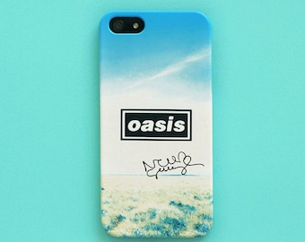 Oasis Band 'Whatever' Single Cover Art 3D Printed iPhone/iPod/Galaxy/LG Case