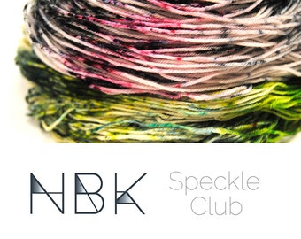 SPECKLE CLUB - July/August/September 2018