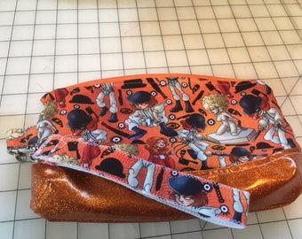 Clockwork Orange clutch