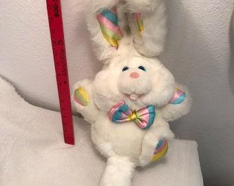 Large Vintage Giggle Bunny Plush