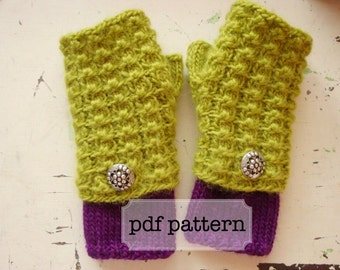 pattern- share-a-pair handwarmers