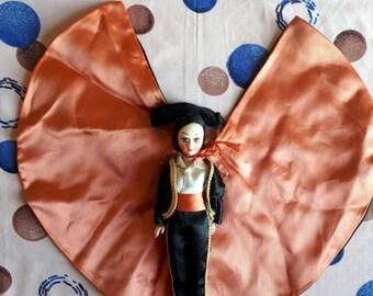 Vintage Female Matador Doll