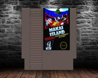 Makai Island - English Translation - Faithfully restored to its Original Release - NES
