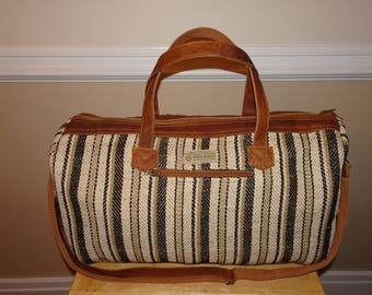 Handmade Hemp Travel Bag