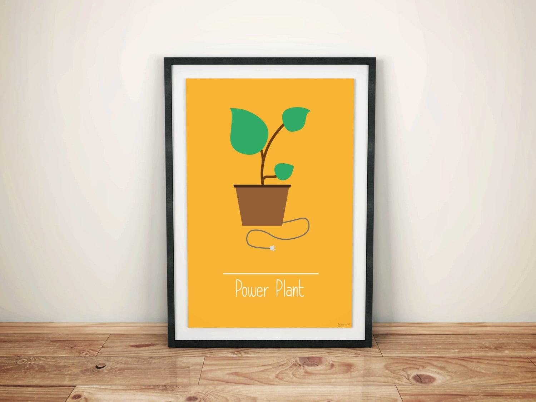 Funny Minimalist Poster Funny Minimaliste Printable Wordplay