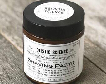 Made Just For Him, Shaving Paste 4oz