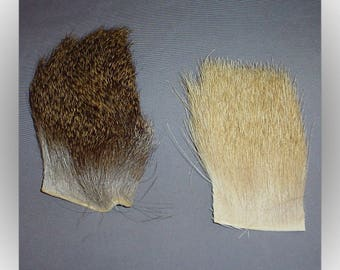 Deer Hair and Elk Hair Fly Tying Craft Projects