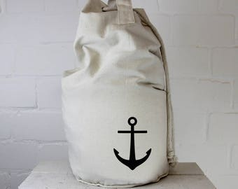 Duffel bag anchor
