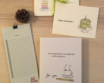 Kpaper month Box - Free shipping