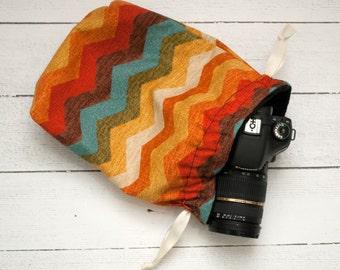 DSLR Camera Bag - Gift for Photographer Birthday - Camera Straps - Canon Sack Camera Bag- Camera Bag for Women - Camera Bag Purse - Tallulah