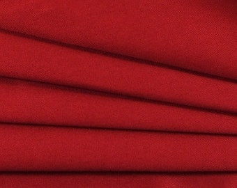 "Twill-60""-Chili Pepper Red"