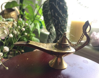 Vintage Gypsy Lamp