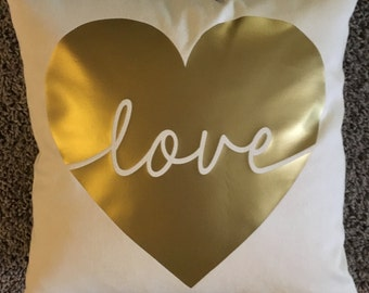 Love Down Feather Pillow