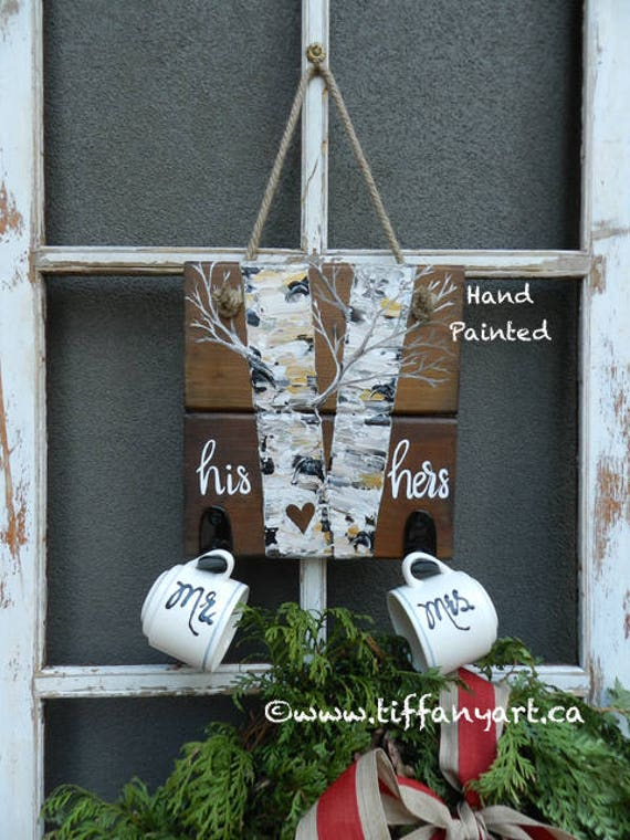 His And Hers Wedding Gift Ideas: His And Hers His And Hers Gift Bridal Shower Gift Unique