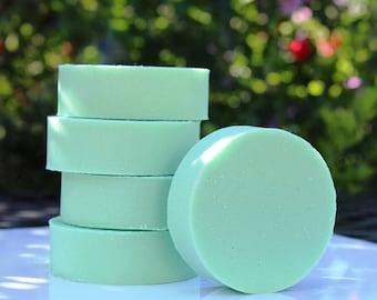 Australian Bamboo Grass Shaving Soap