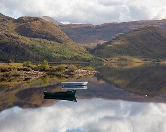 Stillness, Highlands style