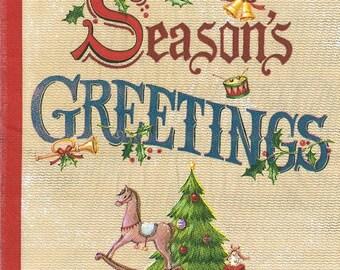 "napkin ""seasons greetings (388)"""