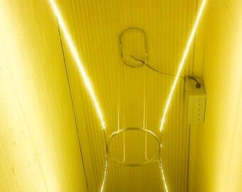 Chandelier, very uneque led design